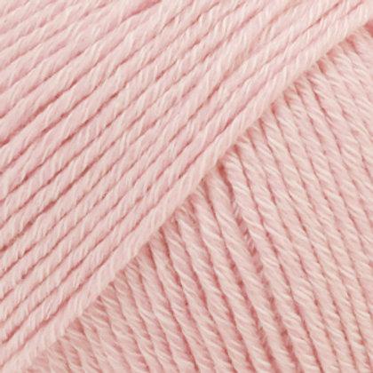 cotton merino PUDERASTO ROZA