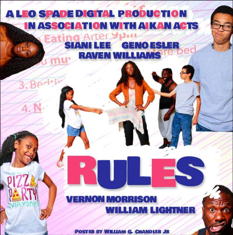 Poster: William G. Chandler Jr.