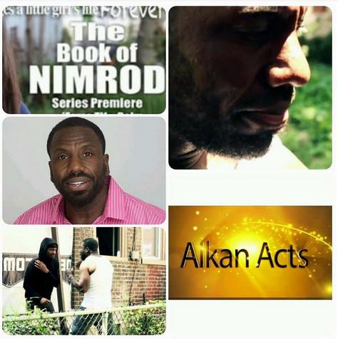 Aikan Acts adult student Will Lightner