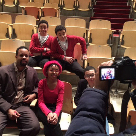 Interview with Aikan Acts Students