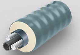 Трубы ТВЭЛ-ЭКОПЭКСс кожух-каналом для отопления, горячего и холодного водоснабжения