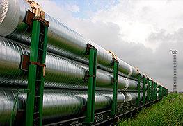 поставка теплоизолированных нефтепроводов Лукойл
