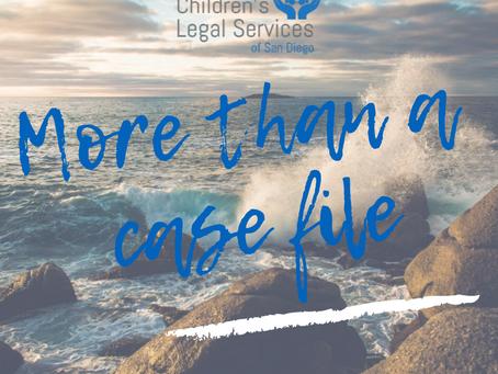 More Than A Case File