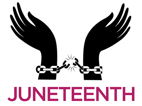 Today, We Celebrate Juneteenth