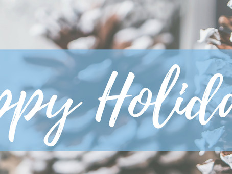 Happy Holidays from CLSSD