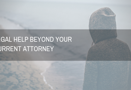 Parade of Legal Aid: Legal Help Beyond Your Current Attorney