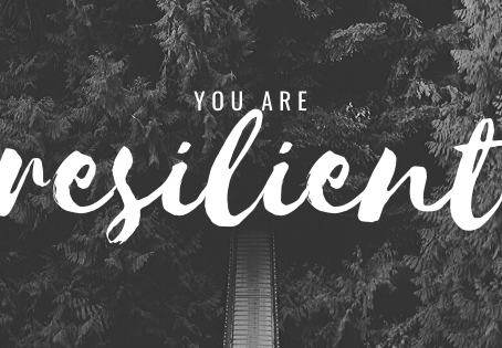 Resiliency: Our Greatest Super Power