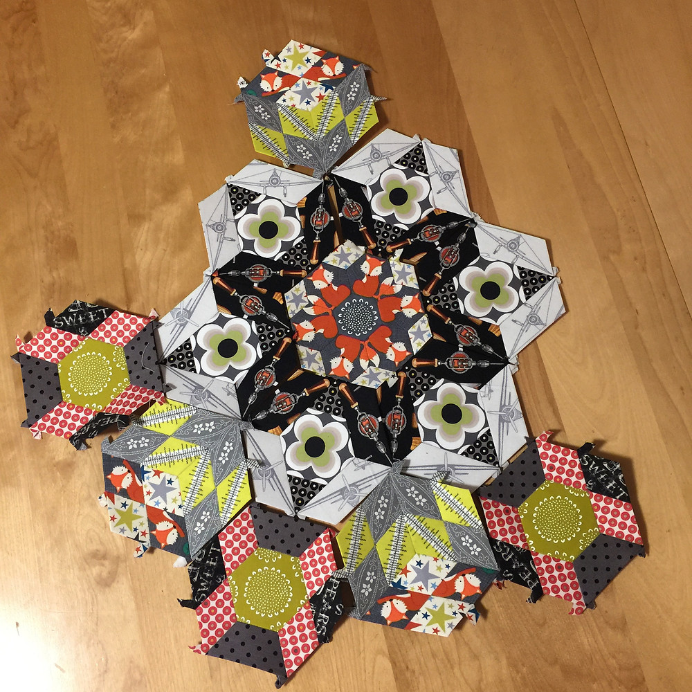 The New Hexagon Millefiore