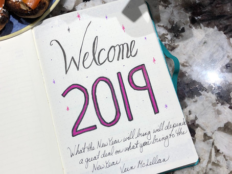 Quilting Plans - Setting your Quilting Goals for 2019