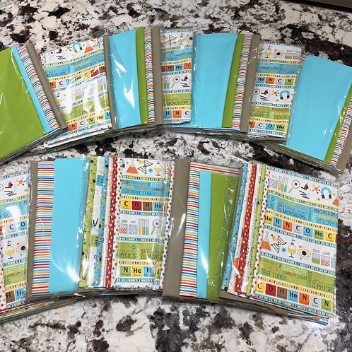 Little Geniuses Fabric Bundle