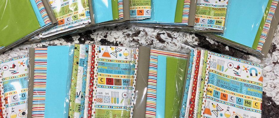 Little Geniuses Fabric Bundle