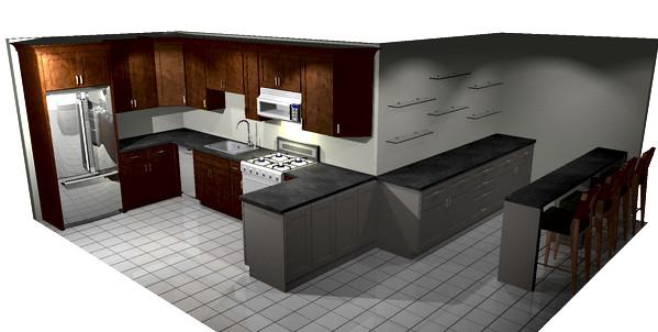 Kitchen CAD