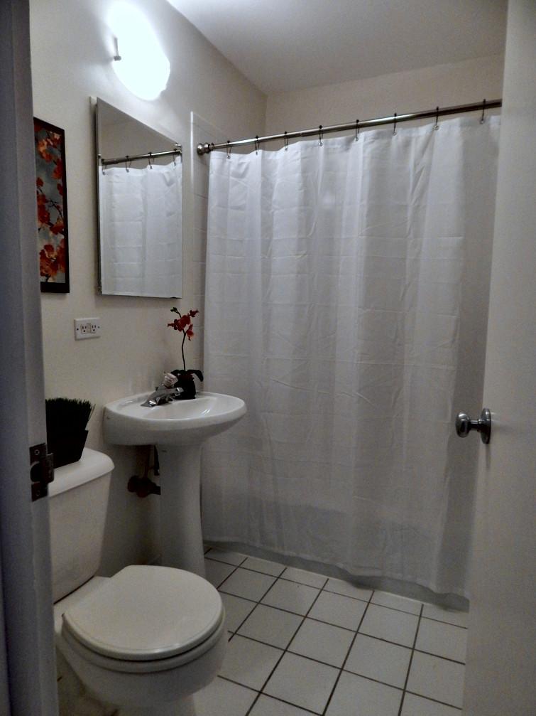 Bathroom Staged