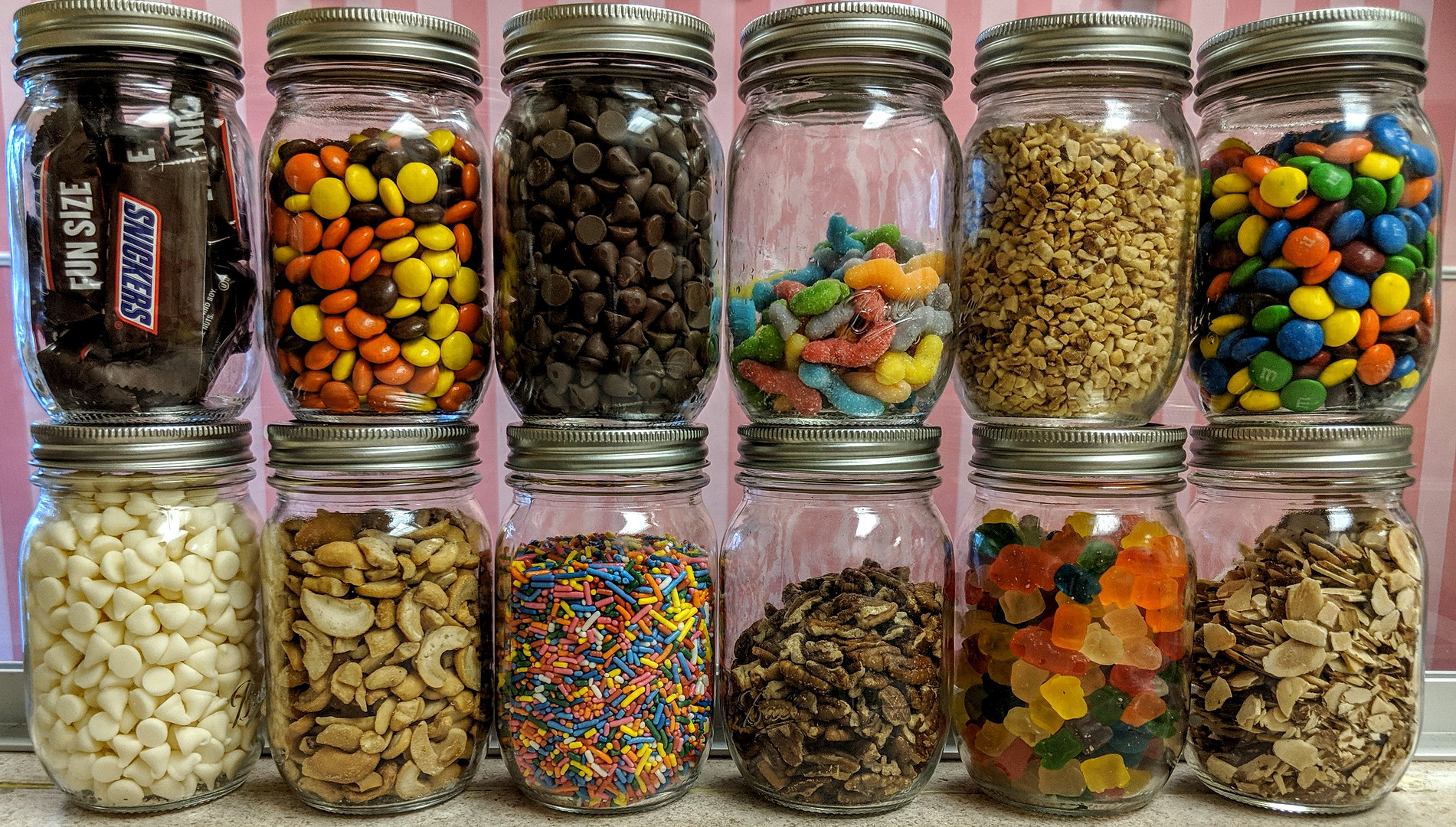Ice Cream Toppings