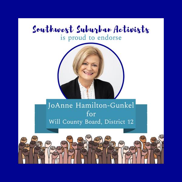 SWSA Endorsement  JoAnne Hamilton-Gunkel