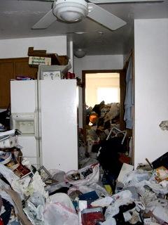 Wilmette Kitchen Before Clean