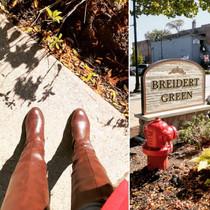 Michelle Fadeley at Breidert Green
