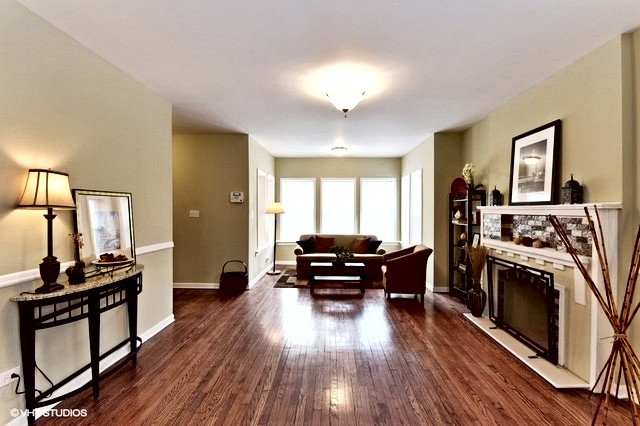 Front Room Staged