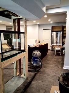 Kitchen Mid-Construction