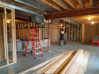 Bar Framing Construction