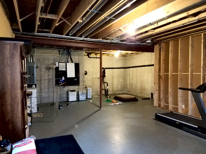Exercise Room Before