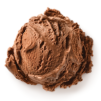 Chocolate Ic Cream Scoop
