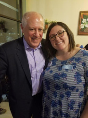 Governor Pat Quinn and Amanda