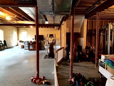 Kids Secret Room Before
