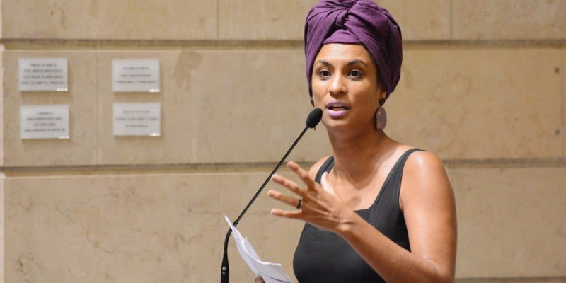 Marielle Franco (Source: The Root)