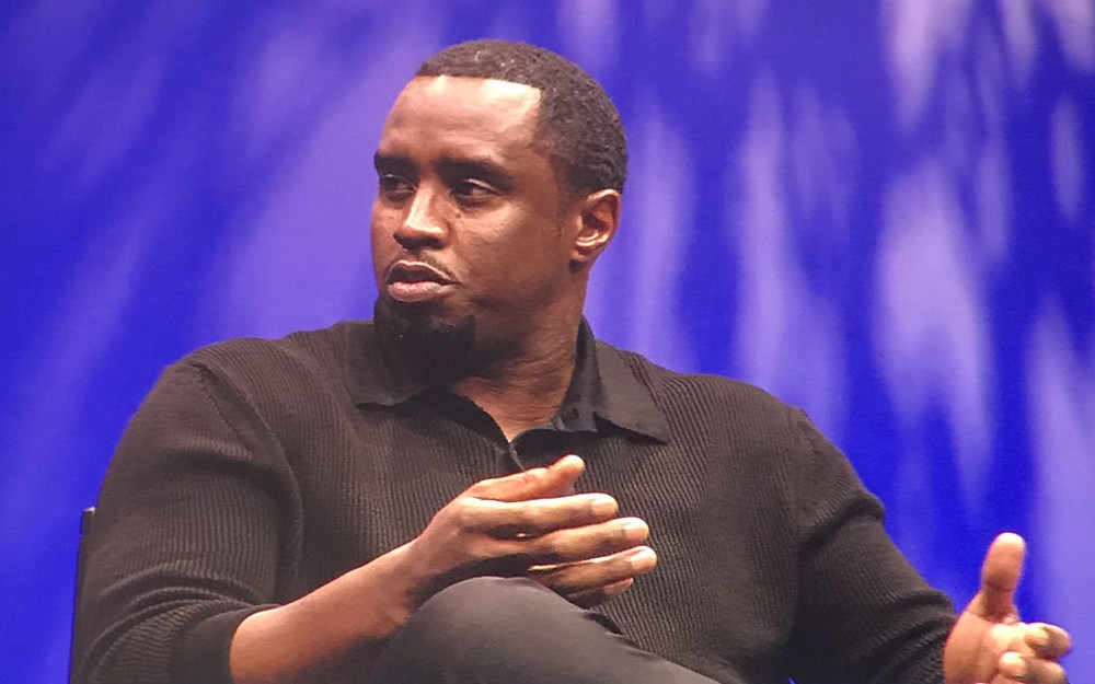 Sean 'Diddy' Combs at AT&T Shape Conference