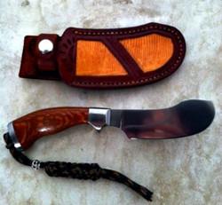 Russmuk Sheath & Knife