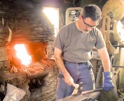 Ed Clarke Forging at Morans 2 12.13.2014.jpg