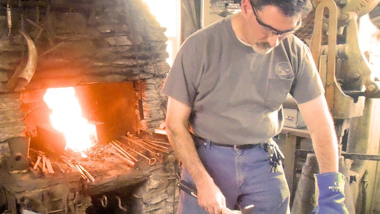 Basic Blacksmithing