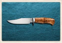 """""""Scout"""" Knife by Ed Clarke, JS"""
