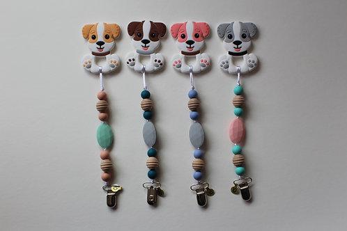Dog Paci Clip