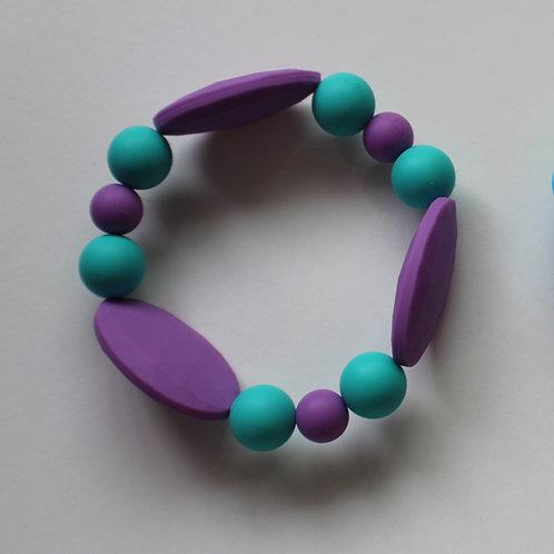 Adult Sized Multi-Colored Bracelet