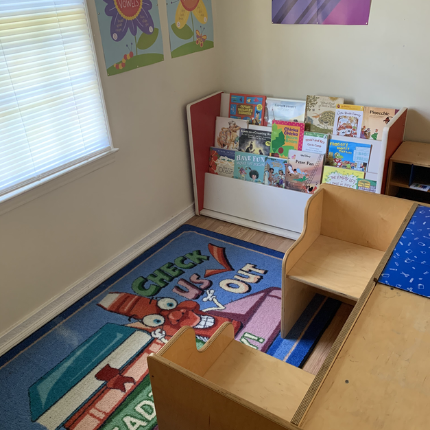 School-Age Room