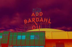 Bardhall Sign Ballard,WA