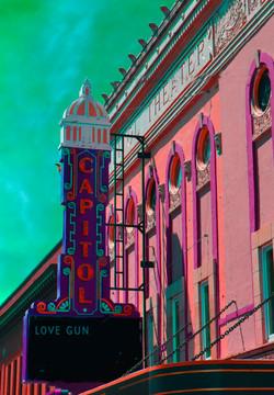 Capitol Theater, Olympia WA