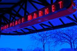 PIke Place Market Awning _ Seattle,
