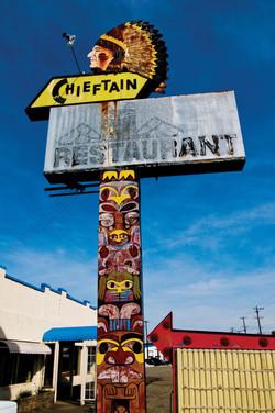 Cheiftain in Color Tacoma WA