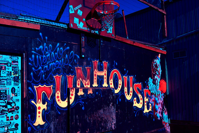 Funhouse Bball Court - Seattle, WA