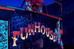 Funhouse Bball Court - Seattle, WA