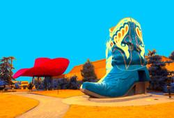 Hat & Boots Georgetown WA