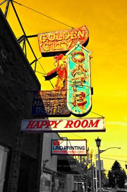 Golden City, Tacoma WA