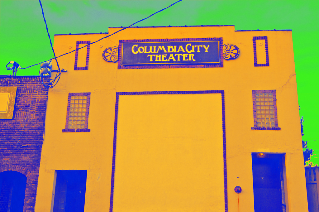 Columbia City Theatre, CC WA