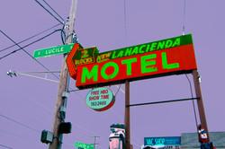 la hacienda motel, Georgetown WA