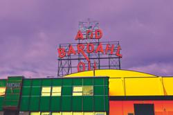 Bardall Oil Sign, Ballard, WA