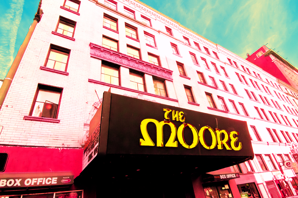 The Moore Theatre Seattle, WA