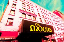 The Moore Theatre Seattle, WA